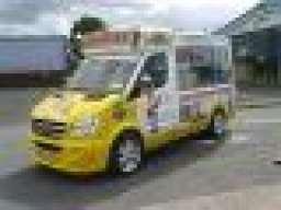 Geo's Ice Cream Van