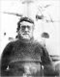 Ernie Shackleton